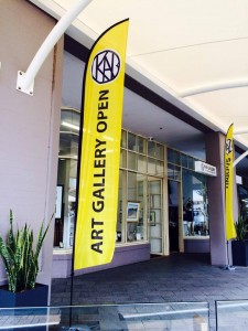 KAB Gallery Located in the Crowne Plaza Terrigal