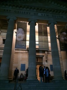 2014 Archibald, Sulman & Wynne Prize Preview Night at the  Art Gallery of New South Wales