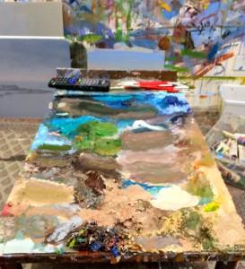 John Earle Studio - Palette