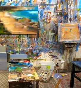 John Earle Studio Visit
