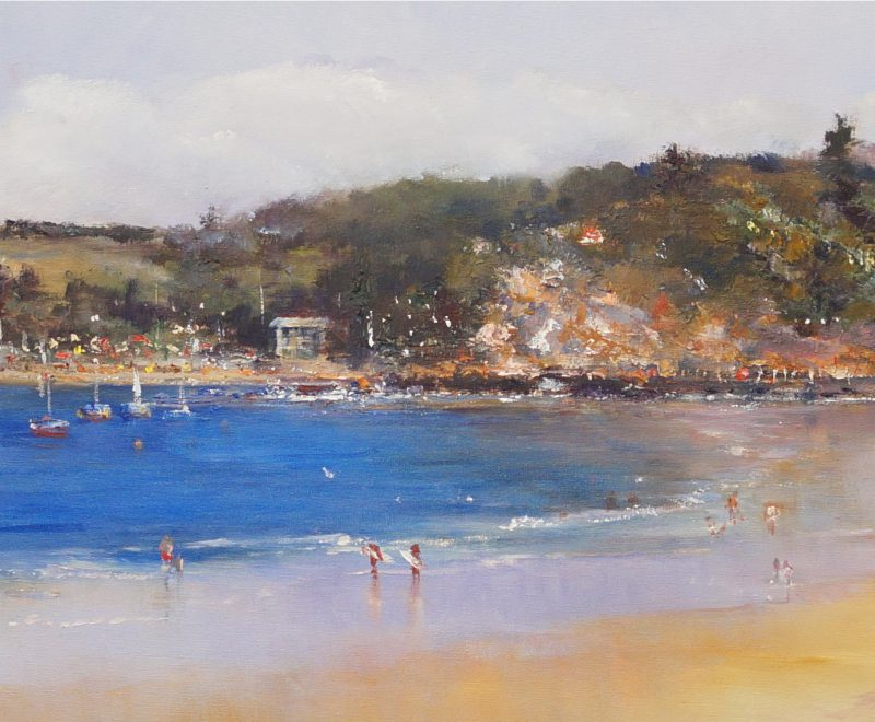 Terrigal ( Greg Jarmaine) - Available from KAB Gallery
