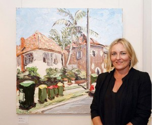 Sally West wins Hornsby Art Prize – KAB Gallery