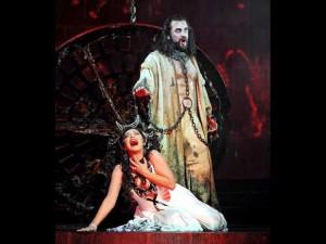 Performance Photograph John Wegner As Jokanaan In Opera Australia's Salome