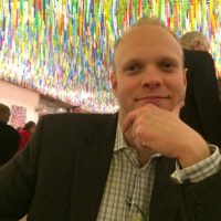 Josh Blanket, Director & Curator - KAB Gallery