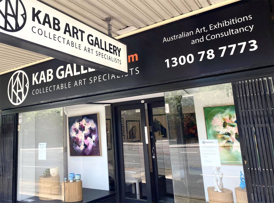Image of KAB Gallery Sydney
