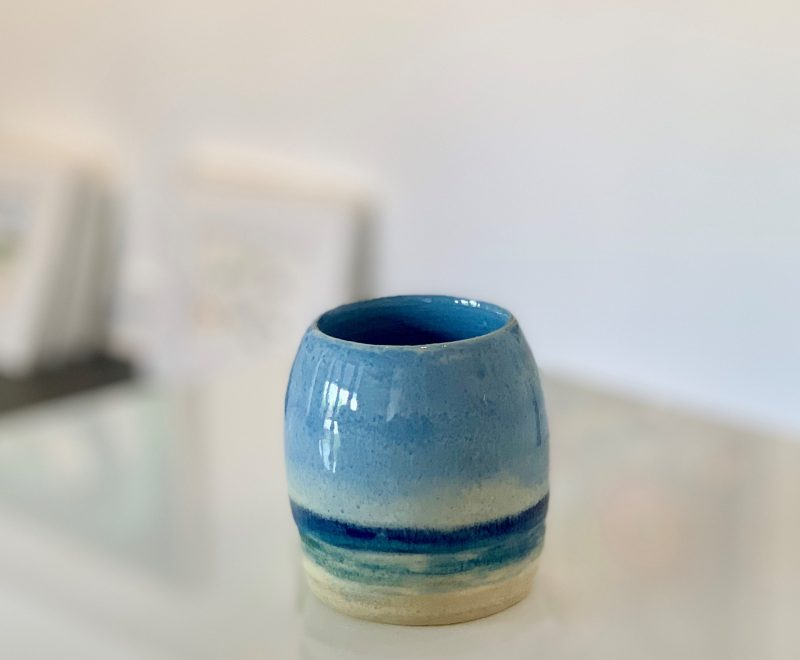 Shoreline- Ceramic ( John Earle) - Available from KAB Gallery