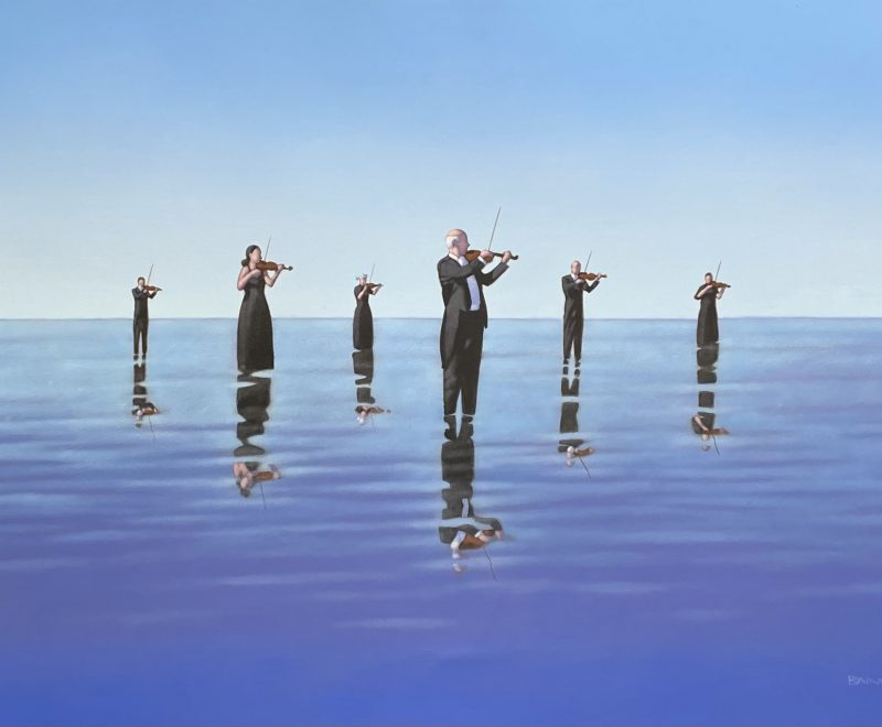 Surreal Symphony ( Andrew Baines) - Available from KAB Gallery